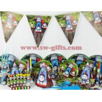 Quality Thomas and His Friends Birthday Party Decorations For Kids Cartoon Dream Party Set Baby Shower Party Supplies for sale