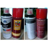 China Colorful All Purpose Spray Paint Solvent base / Alchol base/ Water soluable base spray paint on sale