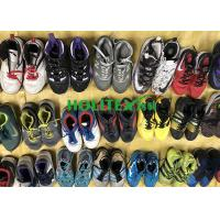 China Top Grade Used Mens Shoes Fashionable Second Hand Big Size Sports Shoes on sale