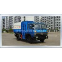 Dongfeng 145 Self Charging And Discharging Garbage Truck