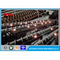 Quality Automatic Hot Rolling Steel Balls , HRC 60 - 68 Grinding Media Balls for sale