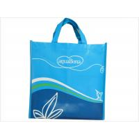 Quality Sewing / Ultrasonic Non Woven Fabric Bags , Personalized Non Woven Tote Bags for sale