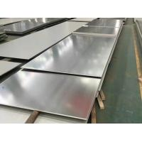 Quality Mirror Finish Stainless Steel Sheet With 0%-5% Tolerance ISO9001 Approved for sale