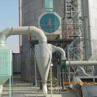 Quality Flat bottom Assembly steel silo for grain storage with different size for sale