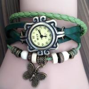 Quality Vintage cowhide bracelet watch TJ0094 for sale