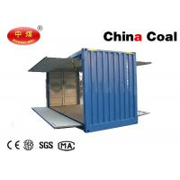 Quality Logistics Equipment 20ft Swing Door Shipping Container for sale