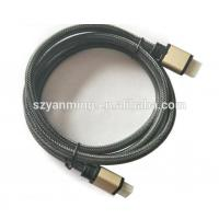 Quality High speed 2.0 3D 4K 2160P hd mi video HD MI Cable for HDTV, PS3, HDCP 2.2 for sale