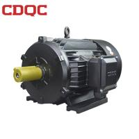 China Washing Machine Industrial Induction Motor For  Laundry 3 Phase YVF on sale
