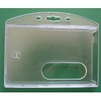 Quality Horizontal Semi-clear Access Card Dispenser for sale