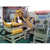 Quality 3 In 1 NC Servo Decoiler Straightener Roll Feeder Manufacturers For 800mm Strip for sale