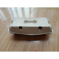 Quality 3 Molds Forming Paper Egg Tray Machine , Carton Manufacturing Machine for sale