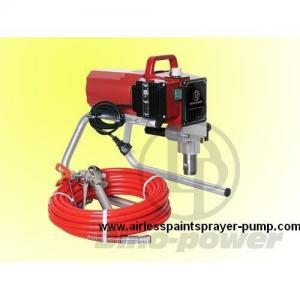 China DP-6389 Electric piston pump & Airless paint sprayer combo kit Titan 440i copy on sale