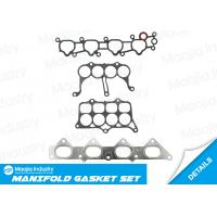 Quality 2.2L F22A1 F22A4 F22A6 Manifold Gasket Set Steel Graphite Material for sale