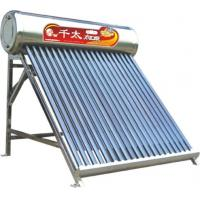Buy cheap Non Pressure Solar Water Heater of 100L 150L 200L 240L 300L 360 liters from Wholesalers