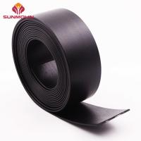 Quality TPU plastic coated webbing for belt, bags, pet collar for sale