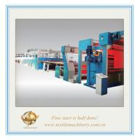 Quality OEM Factory Textile Finishing Machinery Heat Setting Stenter Machine used for cotton/chemical fiber/mixed knit for sale