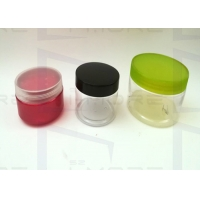 China Color Painting SGS ODM Clear Food Jar Containers on sale