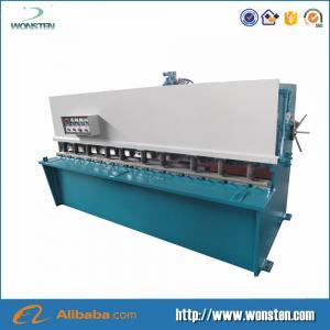 Quality QC11K-8X3200 CNC Guillotine shear, cnc hydraulic shearing machine, guillotine, shear for sale