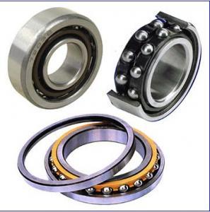Quality P0, P6, P5, P4 chrome steel, Gcr15 angular contact ball bearings 3302 for sale