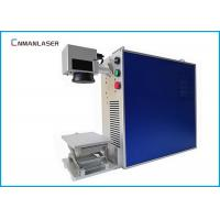 Buy cheap Smart Metal Laser Marking Machine CNC Marking Control System 175*175 Mm Area from wholesalers