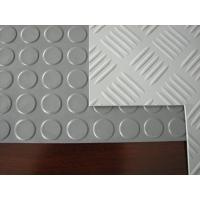 Quality Checker Rubber Sheet, Checker Rubber Mat for Flooring Rolls for sale