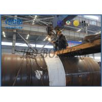 Quality Carbon Steel Power Plant CFB Boiler Steam Drum / High Pressure High Temperature Drum for sale