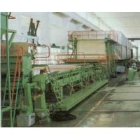 Quality 3200mm 30tpd Kraft Paper Machine for sale