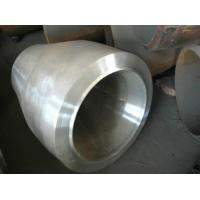 Quality Thick Wall 10 Inch To 6 Inch Steel Pipe Reducer , Stainless Steel Concentric Reducer for sale