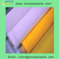 Quality Polyester Mesh Silk Screen Printing Fabric for sale