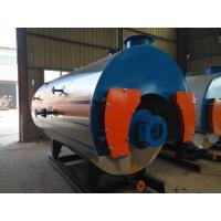 Buy WNS Type Industrial Natural Gas Diesel Oil Full Wet Back Structure Medical Sterilized Boiler at wholesale prices