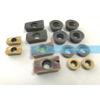 Quality PVD Coating Cemented Carbide Inserts CNC For All Types Milling Requirements for sale