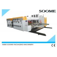 China 4 Colors 2 Colour Flexo Printing Machine Computerized Specs Adjustment on sale