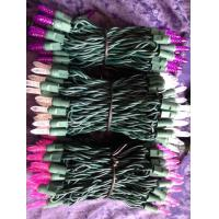 Quality christmas lights outdoor 5mm led 70 for sale