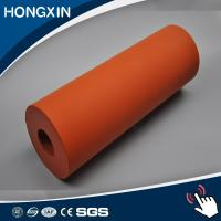 Quality 300C High temperature resistance silicone laminating rubber roller for sale