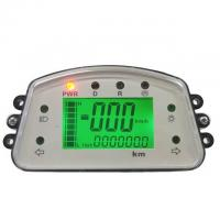 Quality LCD Digital Meter Speedometer Odometer (YB08G) for sale