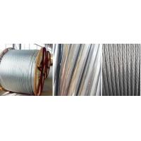 Buy Standard Type Overhead Line Conductor Aluminium Clad Steel 10 - 18 Isokeraunic Level at wholesale prices