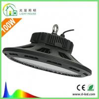 Buy cheap 100W UFO High Bay Led Lighting With 2700-6500K CCT , CE ROHS Certification from Wholesalers