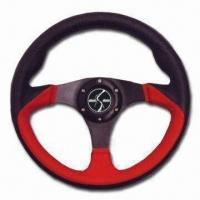 Quality Steering Wheel, Made of Finest Rugged Materials, Different Stylish Finishes are Available for sale
