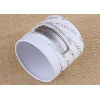 China 100mm Diameter Paper Cans Packaging Food Storage Paper Composite Cans Matt Finished on sale