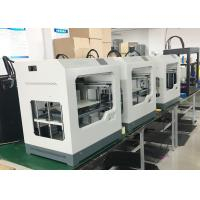 Quality PEEK / Ultem Material 3D Printer Machine High Efficiency Large Color Touch Screen for sale