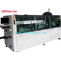 CNSMT Lead Free Dual SMT Wave Soldering Machine Streamlined Design 1300KG Weight