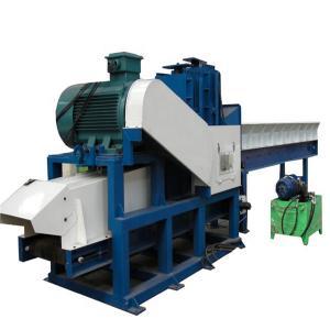 China 6t 504pcs Cutter Wood Sawdust Machine For Mushroom Planting on sale