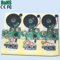 Recordable Sound Module for Greeting Cards and Toys