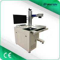 Quality Multifunctional Industrial Laser Marking Machine For Cell Phone Case / Vinyl Sticker for sale