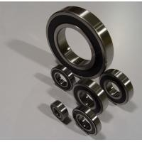 Quality single row deep groove 608 / 625 / 6001 / 6901 / 6201 / 6202 6000 ball rolling bearings for sale
