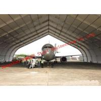 Quality Flexible Design Prefabricated Steel Structure Aircraft Hangar Buildings Seismic Proof Construction for sale