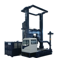 China ZJD2800/280 2800mm Max Diameter Hydraulic Reverse Circulation Drilling Rig on sale