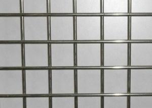 Quality 304 Stainless Steel 3mm 50x50mm Hole Pvc Coated Welded Wire Mesh Panels Rust Proof for sale