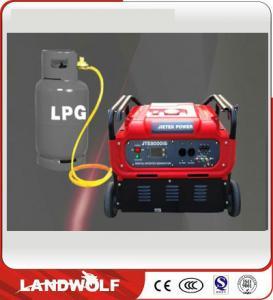 Quality Fuel Cell Engine Generator Controller LPG Gas Digital Inverter Generator Sets for sale