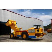 Buy cheap 3 CBM Underground Mining Safety Equipment Tramming Capacity 7000kg from wholesalers